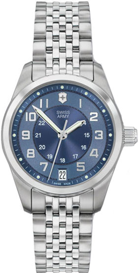 Swiss Army Officers LS Blue Dial Automatic 241075