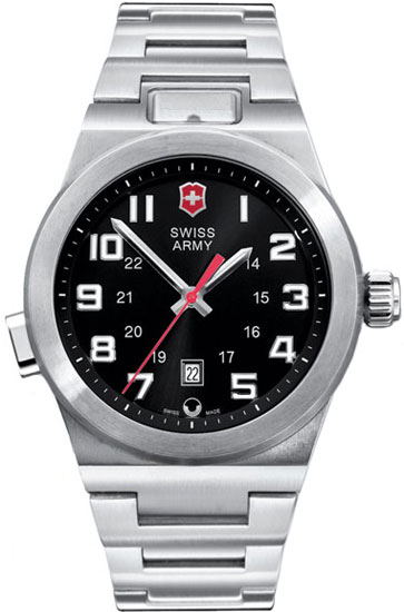 Swiss Army LED Black Dial 241130