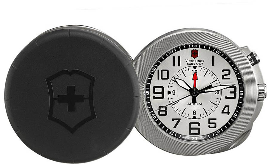 Swiss Army 241461 Mens Watch Travel Alarm 1884 Limited
