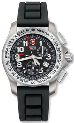 Swiss Army Ground Force Chronograph Strap 24787