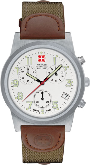 Men's Swiss Watches by Wenger Swiss Army at Swiss Knife Shop