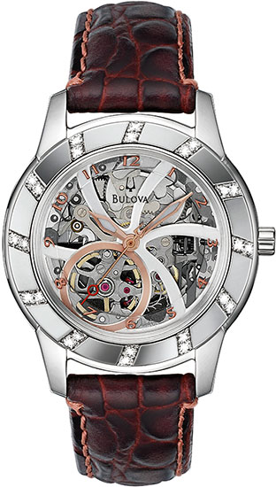Skeleton Watches From Bulova
