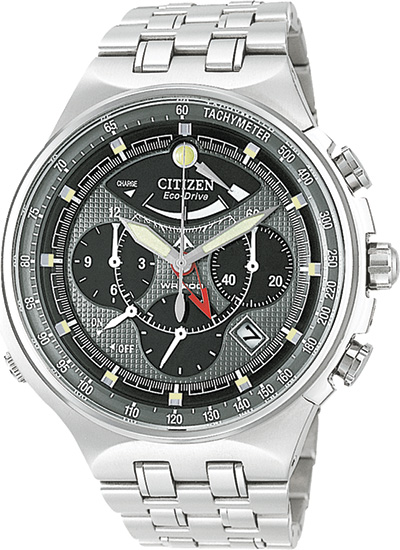 Citizen Calibre 2100 Ultra-Light Titanium Chronograph AV0021-52H