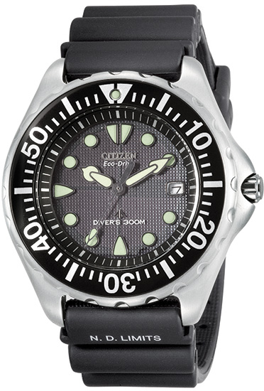 Citizen Eco-Drive Professional Diver 300M Strap - Replaced Model AP0440-06H BN0000-04H