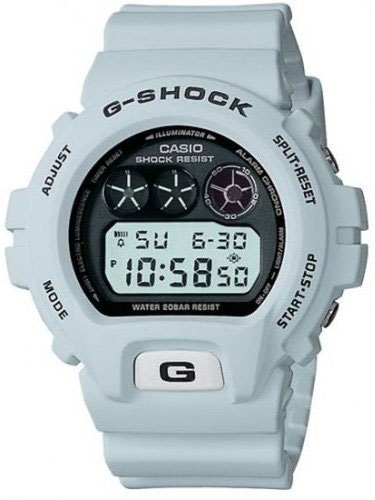 Casio DW6900FS-8 White Resin G-Shock Classic Digital Dial Strap at Sears.com