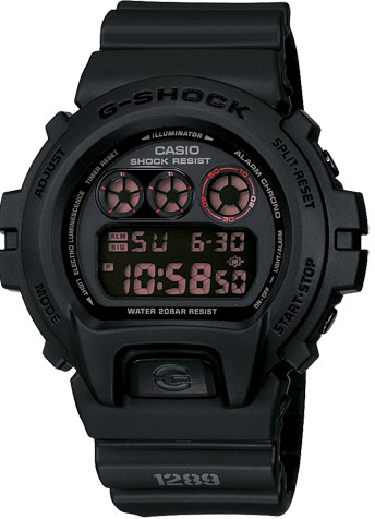 Casio DW6900MS-1 Black G-Shock Classic at Sears.com