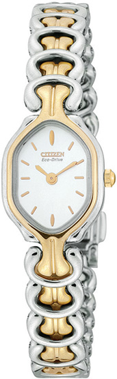 Citizen Two Tone Silhouette Eco-Drive EW8664-53A