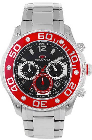 Seapro SeaPro SP1323 Men's Diver Chronograph Watch