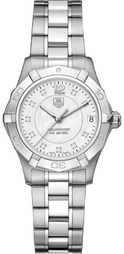 Tag Heuer Aquaracer White Dial WAF1312BA0817