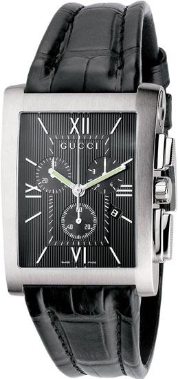 69bfa881771 Gucci YA086307 Mens Watch 8600 Series Chronograph Strap