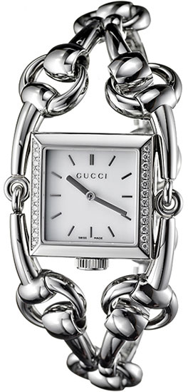 Gucci Signoria White Mother of Pearl Dial YA116307