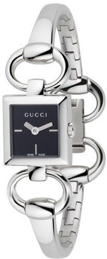 946a2d825ce Gucci YA120501 Ladies Watch Tornabuoni Square 120 Series Stainless ...