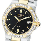 Citizen Eco-Drive Diamond Watches