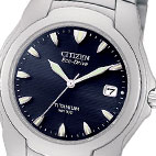 Citizen Titanium Eco-Drive Watches