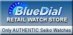 Authentic Seiko Watches