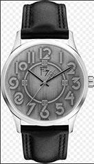 Bulova 96A147 Mens Watch Frank Lloyd Wright Stainless Steel Case Silv>