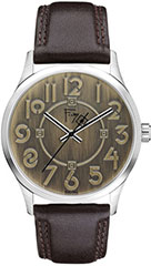 Bulova 96A148 Mens Watch Frank Lloyd Wright Stainless Steel Case Brow>