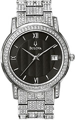 Bulova Dress 96B011 Watch