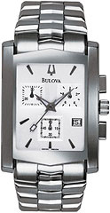 Bulova Dress 96G08 Watch