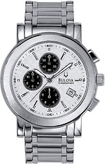 Bulova Dress 96G32 Watch