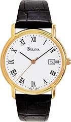 Bulova Dress 97B13 Watch