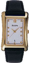 Bulova Dress 97B46 Watch