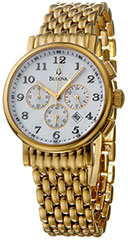 Bulova Dress 97B63 Watch
