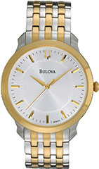 Bulova Dress 98A121 Watch