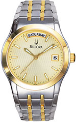 Bulova Dress 98C60 Watch