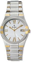 Bulova Dress 98H04 Watch