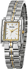 Bulova Dress 98T78 Watch