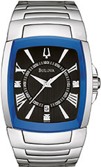 Bulova Dress 96D108 Watch