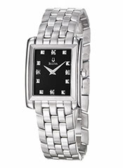 Bulova Dress 96D13 Watch
