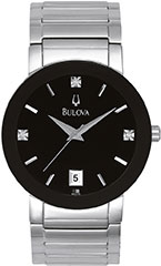 Bulova Dress 96D18 Watch