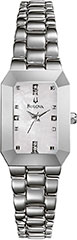 Bulova Dress 96P100 Watch