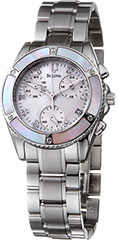 Bulova Dress 96P25 Watch