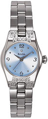 Bulova Dress 96R09 Watch