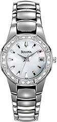 Bulova Dress 96R102 Watch