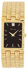 Bulova Dress 97D03 Watch