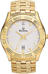 Bulova Dress 97D101 Watch