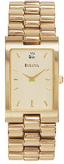 Bulova Dress 97F26 Watch