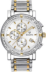 Bulova Dress 98E000 Watch