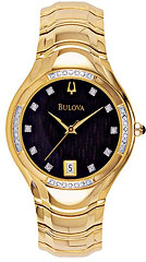 Bulova Dress 98E09 Watch