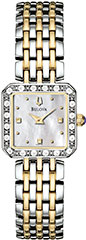 Bulova Dress 98R132 Watch