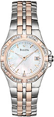 Bulova Dress 98R133 Watch