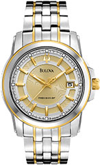 Bulova Precisionist 98B156 Watch