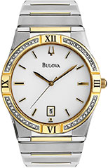 Bulova Windemere 98E004 Watch