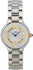 Cartier Must 21 W10072R6 Watch