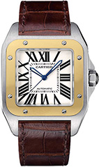 Cartier Santos W20072X7 Watch