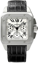 Cartier Santos W20090X8 Watch